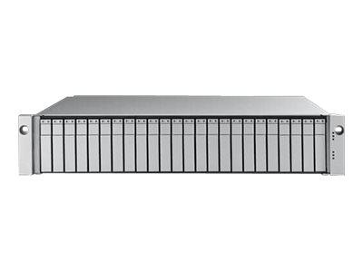 Promise VTrak D5320xD - NAS-Server - 24 Schächte - 24 TB - Rack - einbaufähig