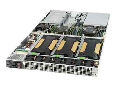 Supermicro SuperServer 1029GQ-TNRT - Server - Rack-Montage - 1U - zweiweg - RAM 0 GB