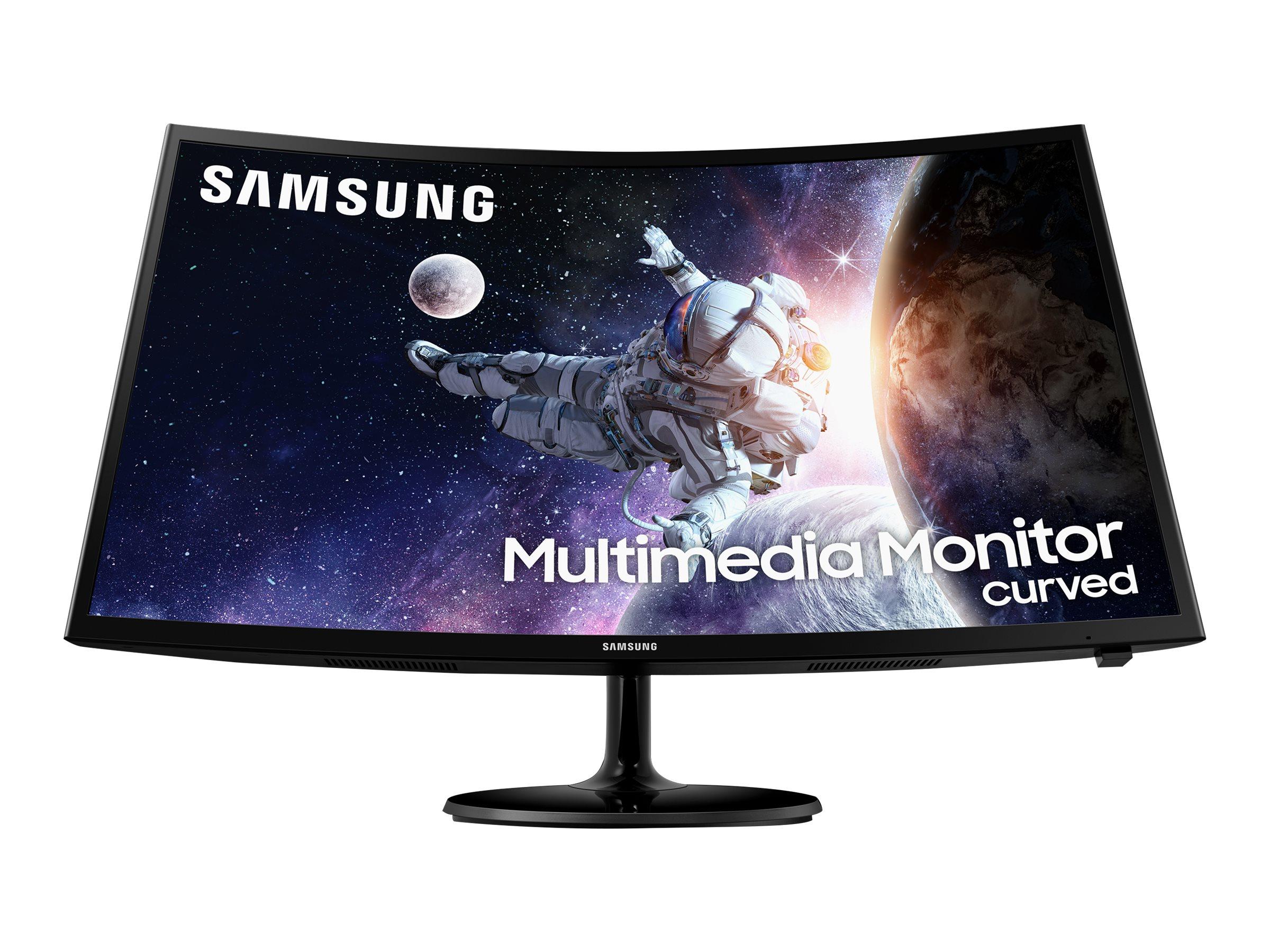 Samsung C32F39MFU - CF39M Series - LED-Monitor - gebogen - 80 cm (32