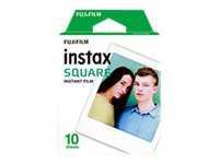 Fujifilm Instax Square - Instant-Farbfilm - 10 Belichtungen