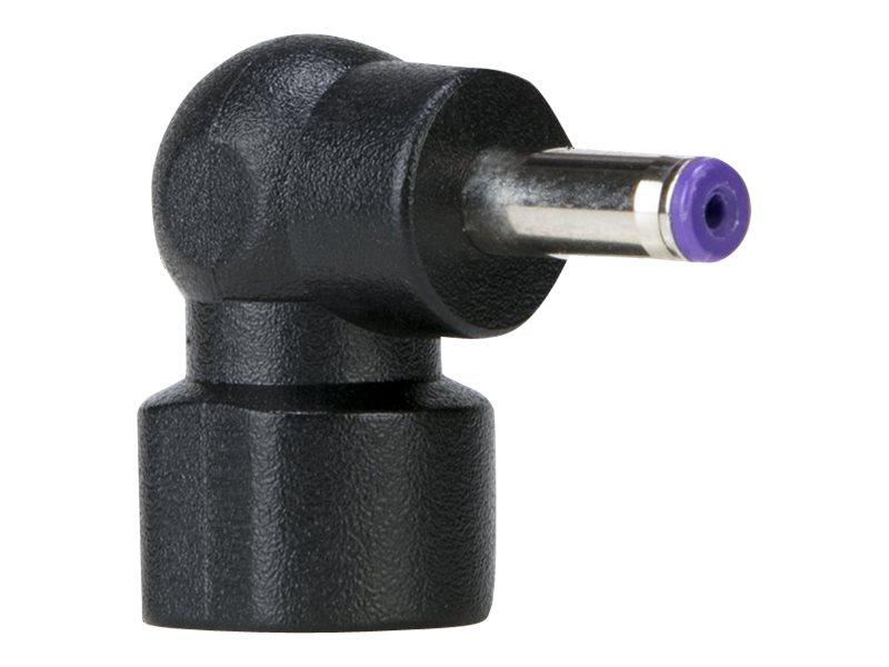 Targus Device Power Tip PT-3Z - Adapter für Power Connector - Schwarz
