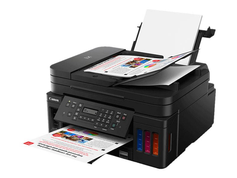 Canon PIXMA G7050 - Multifunktionsdrucker - Farbe - Tintenstrahl - A4 (210 x 297 mm), Legal (216 x 356 mm) (Original) - A4/Legal