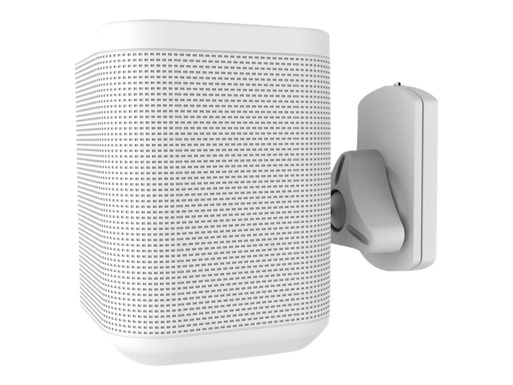 NewStar NeoMounts NM-WS130WHITE - Wandhalterung für Lautsprecher - weiss - für Sonos PLAY:1, PLAY:3