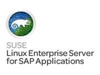 SUSE Linux Enterprise Server for SAP applications, IBM Power - Priority-Abonnement (3 Jahre) - 1-2 Anschlüsse, 1-2 virtuelle Rec