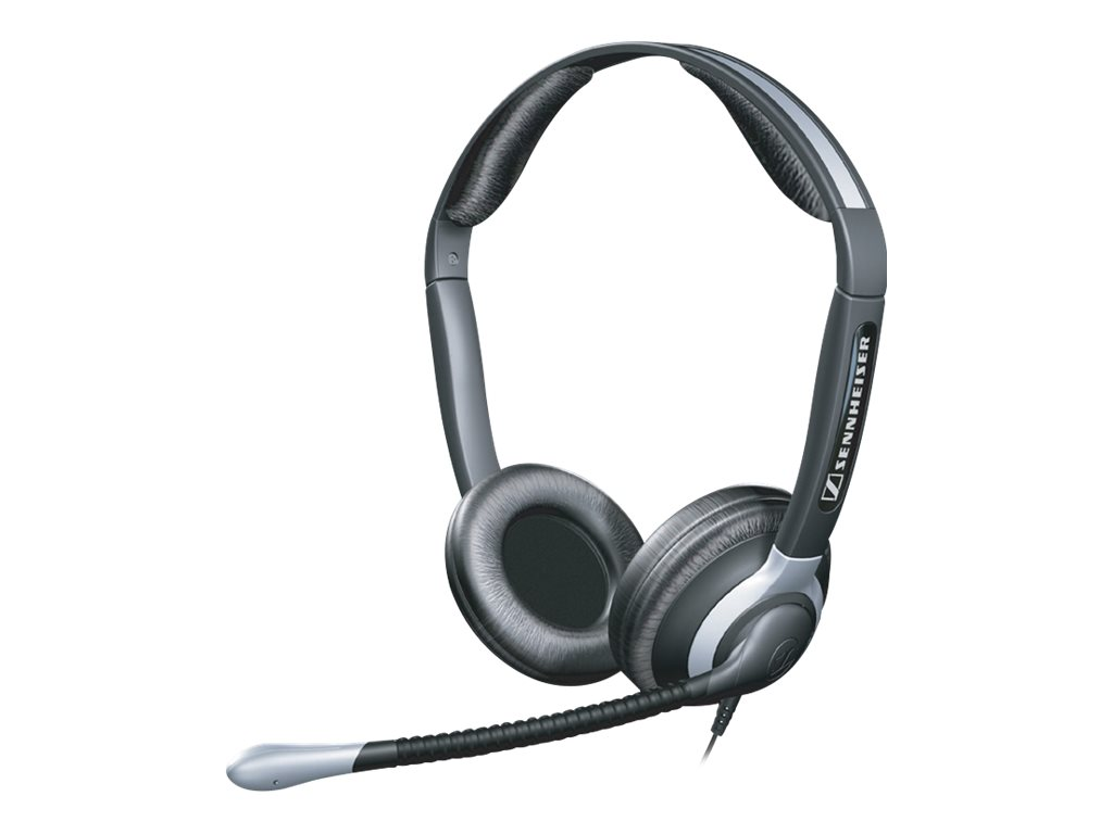 Sennheiser CC 550 - Headset - Full-Size - kabelgebunden