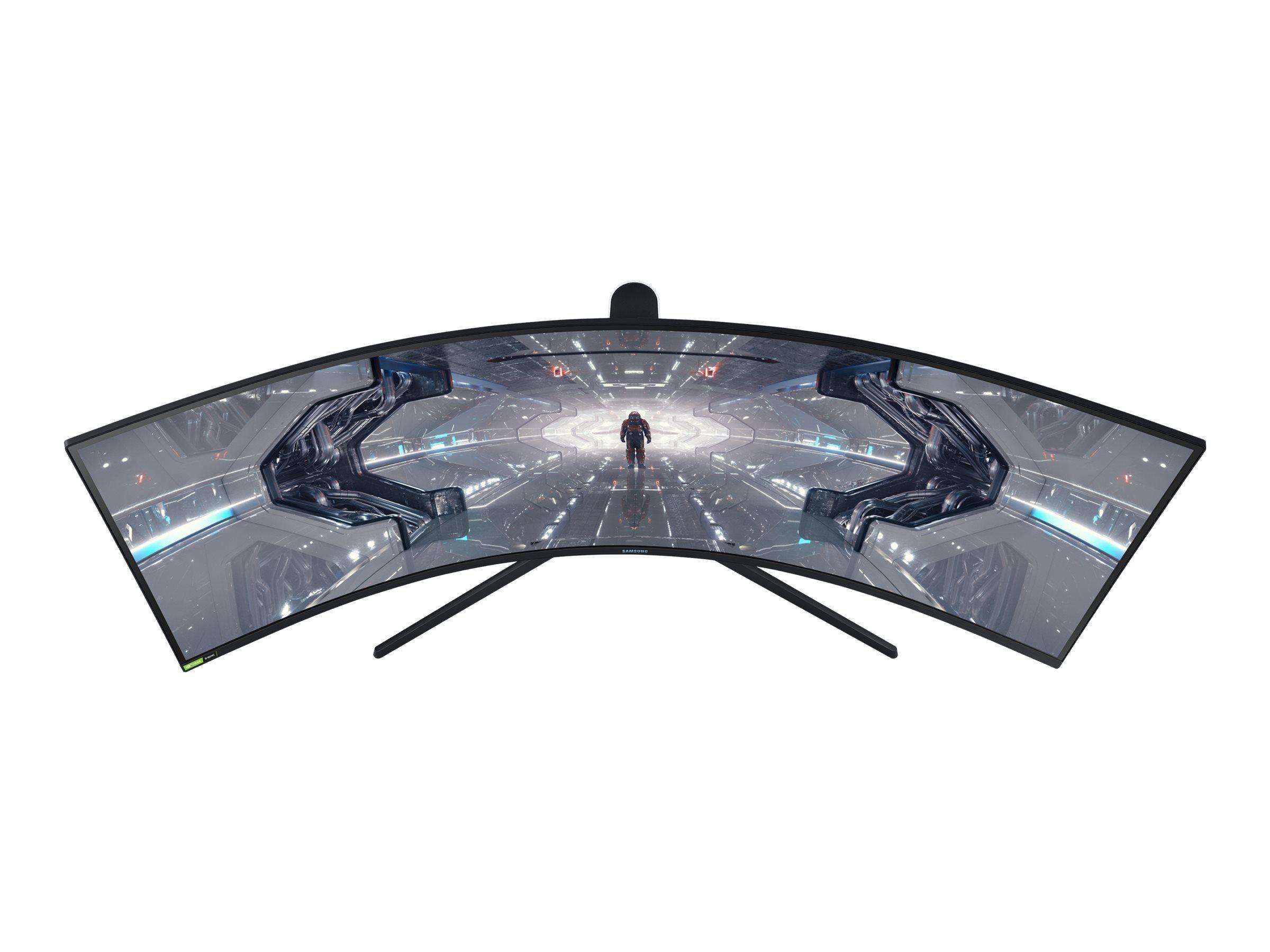 Samsung Odyssey G9 C49G94TSSR - QLED-Monitor - gebogen - 124 cm (49