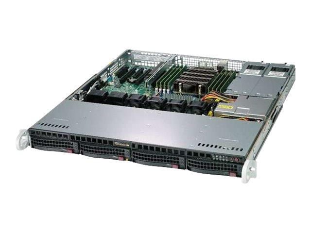 Supermicro A+ Server 1013S-MTR - Server - Rack-Montage - 1U - 1-Weg - RAM 0 GB