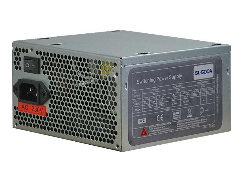 LINDY - Stromversorgung (intern) - ATX - 500 Watt - aktive PFC