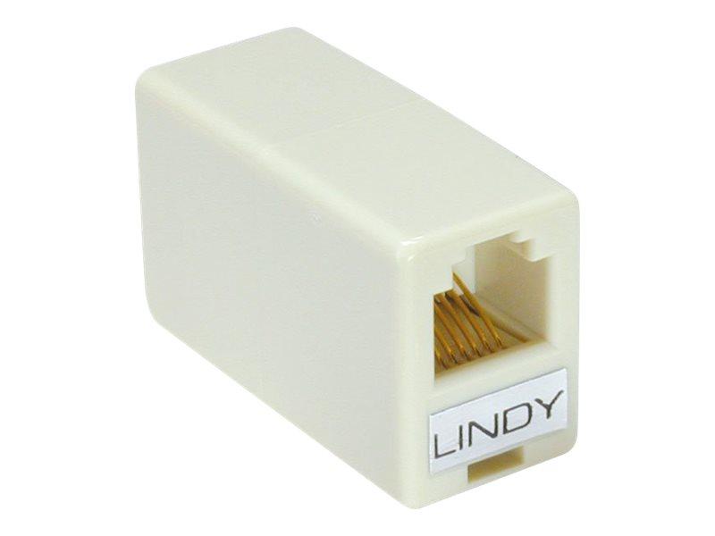 Lindy - Modemadapter - RJ-11 (W) bis RJ-11 (W)