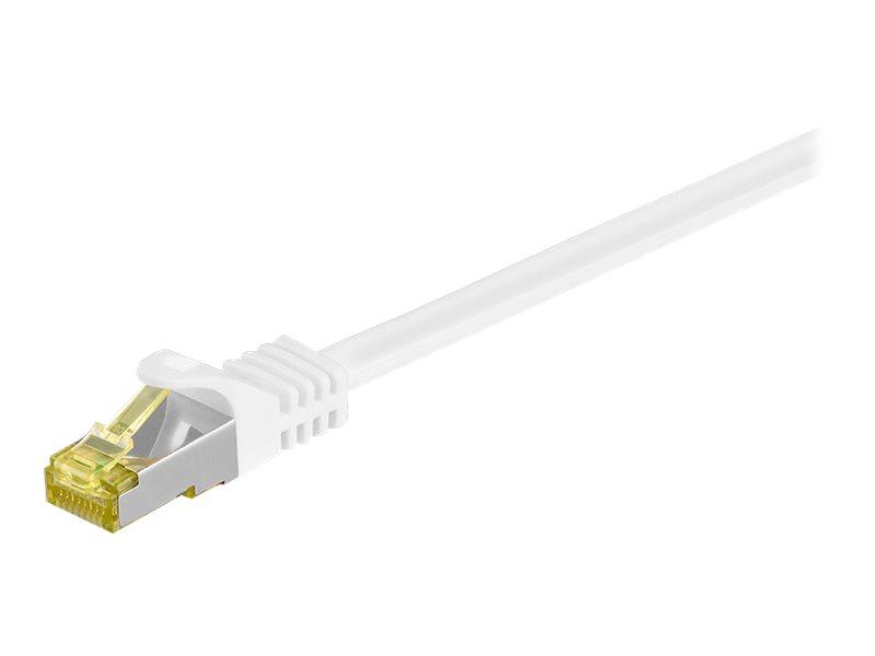 goobay - Netzwerkkabel - RJ-45 (M) bis RJ-45 (M) - 50 cm - SFTP, PiMF - CAT 7