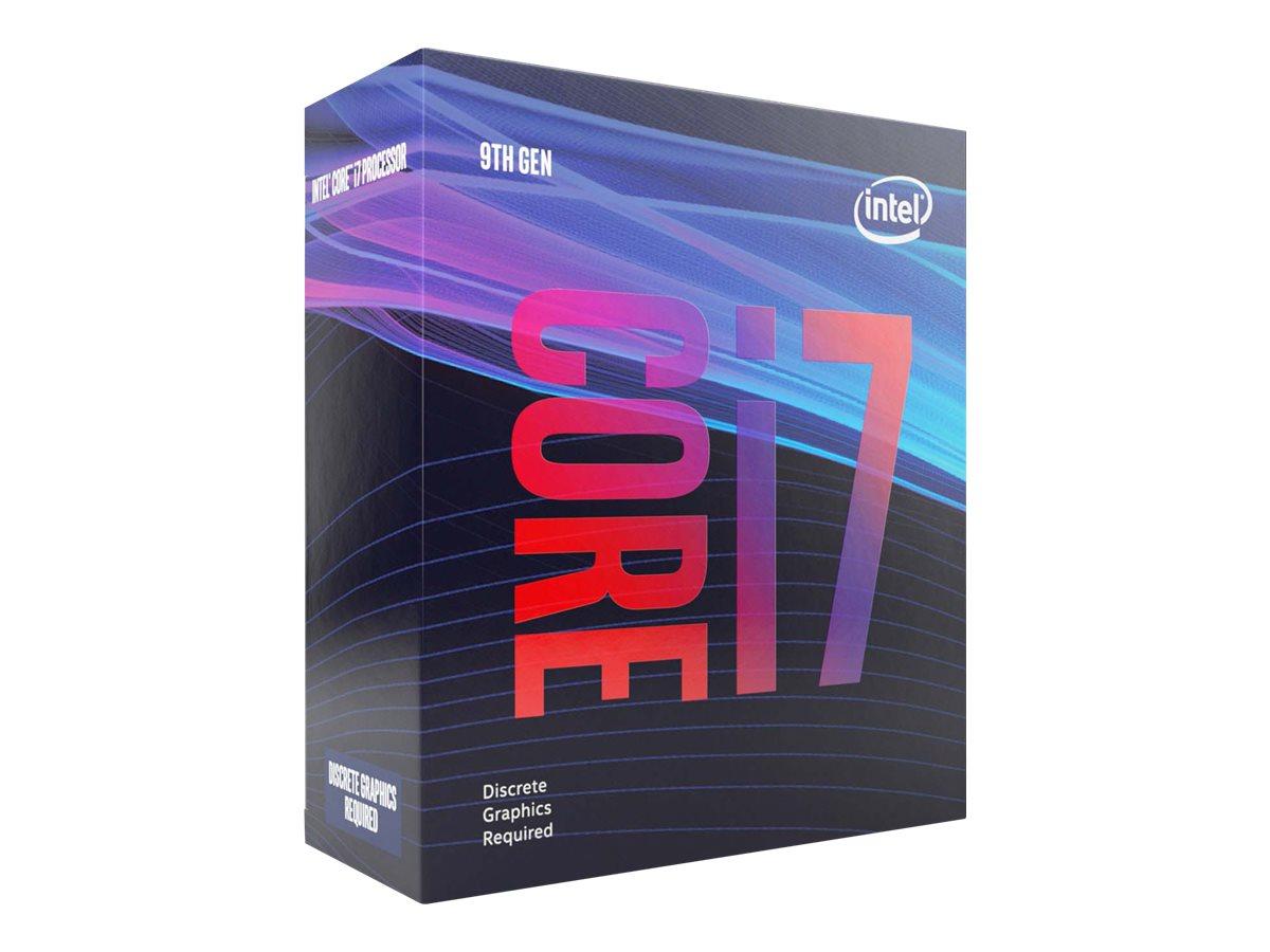 Intel Core i7 9700F - 3 GHz - 8 Kerne - 8 Threads - 12 MB Cache-Speicher - LGA1151 Socket