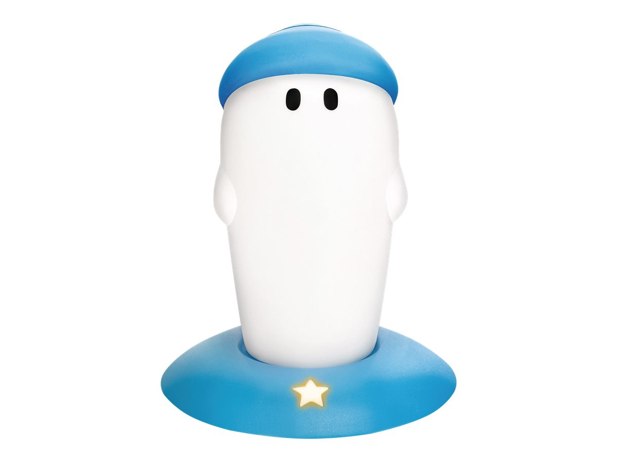Philips myKidsRoom Littlebro - Nachtlicht - LED - 1 W - Warmweiss - Blau