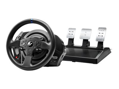 ThrustMaster T300 RS - GT Edition - Lenkrad- und Pedale-Set - kabelgebunden - für PC, Sony PlayStation 3, Sony PlayStation 4