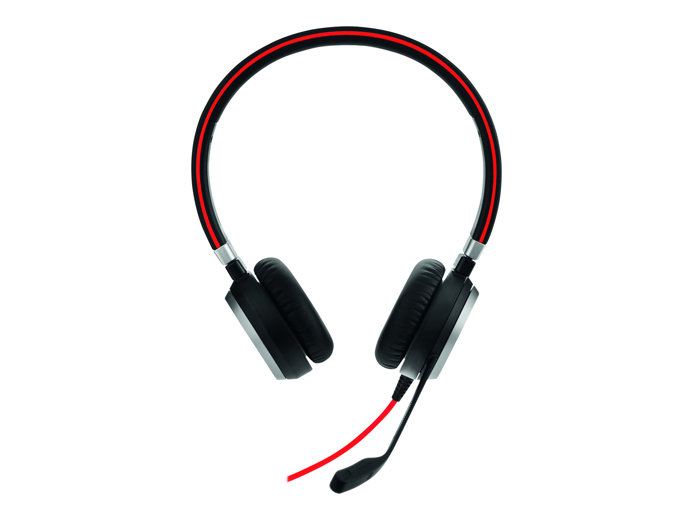 Jabra Evolve 40 UC stereo - Headset - On-Ear - kabelgebunden - USB-C