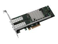 Intel X520 DP - Netzwerkadapter - PCIe Low-Profile - 10 GigE - für PowerEdge C4130, FC630, R320, R420, VRTX; PowerEdge R430, R53