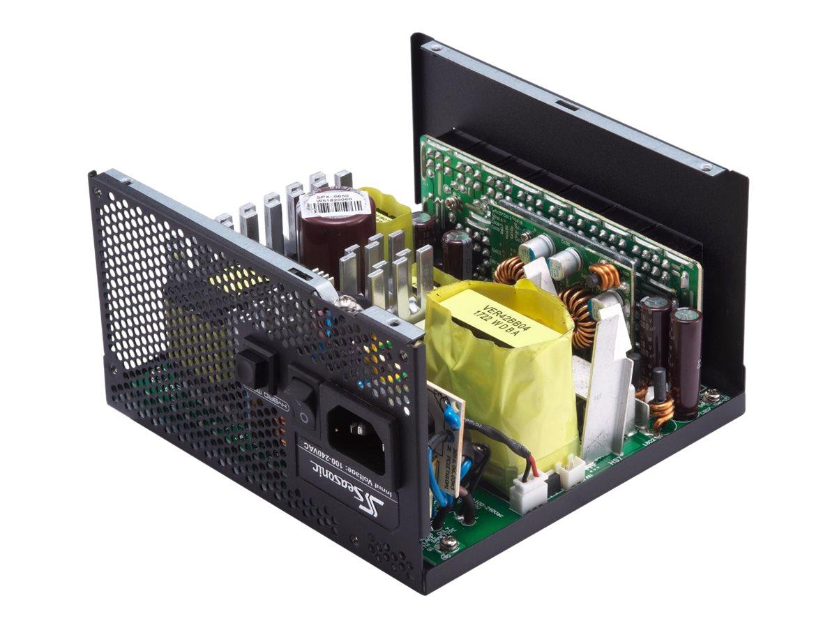 Seasonic FOCUS Plus 850 Platinum - Stromversorgung (intern) - ATX12V - 80 PLUS Platinum - Wechselstrom 100-240 V - 850 Watt