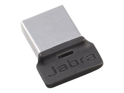 Jabra LINK 370 - Netzwerkadapter - Bluetooth 4.2 - Klasse 1 - für Evolve 75 MS Stereo, 75 UC Stereo; SPEAK 710, 710 MS