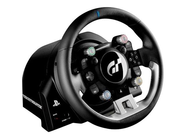 ThrustMaster T-GT - Lenkrad- und Pedale-Set - kabelgebunden - für PC, Sony PlayStation 4
