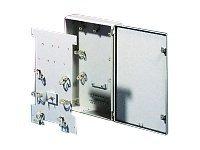 Rittal DK - Patch Panel - RAL 7035, Pulverbeschichtung (Packung mit 2)