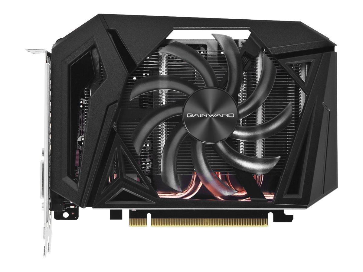 Gainward GeForce RTX 2060 Pegasus OC - Grafikkarten - GF RTX 2060 - 6 GB GDDR6 - PCIe 3.0 x16 - DVI, HDMI, DisplayPort