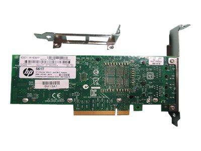 HPE 561T - Netzwerkadapter - 10Gb Ethernet x 2 - für Workstation Z640, Z840