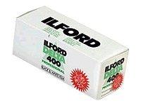 Ilford Delta 400 Professional - Schwarz-Weiss-Negativfilm - 120 (6 cm) - ISO 400