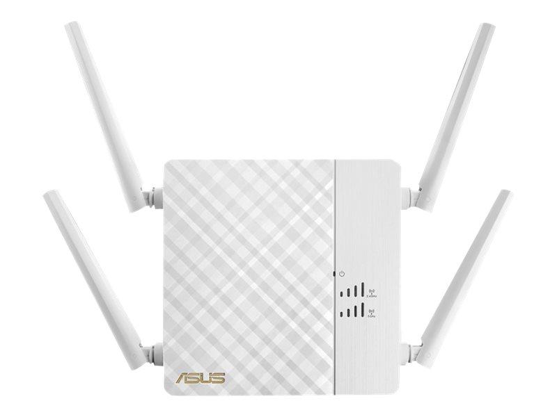 ASUS RP-AC87 - Wi-Fi-Range-Extender - Wi-Fi - Dualband - Unterputz