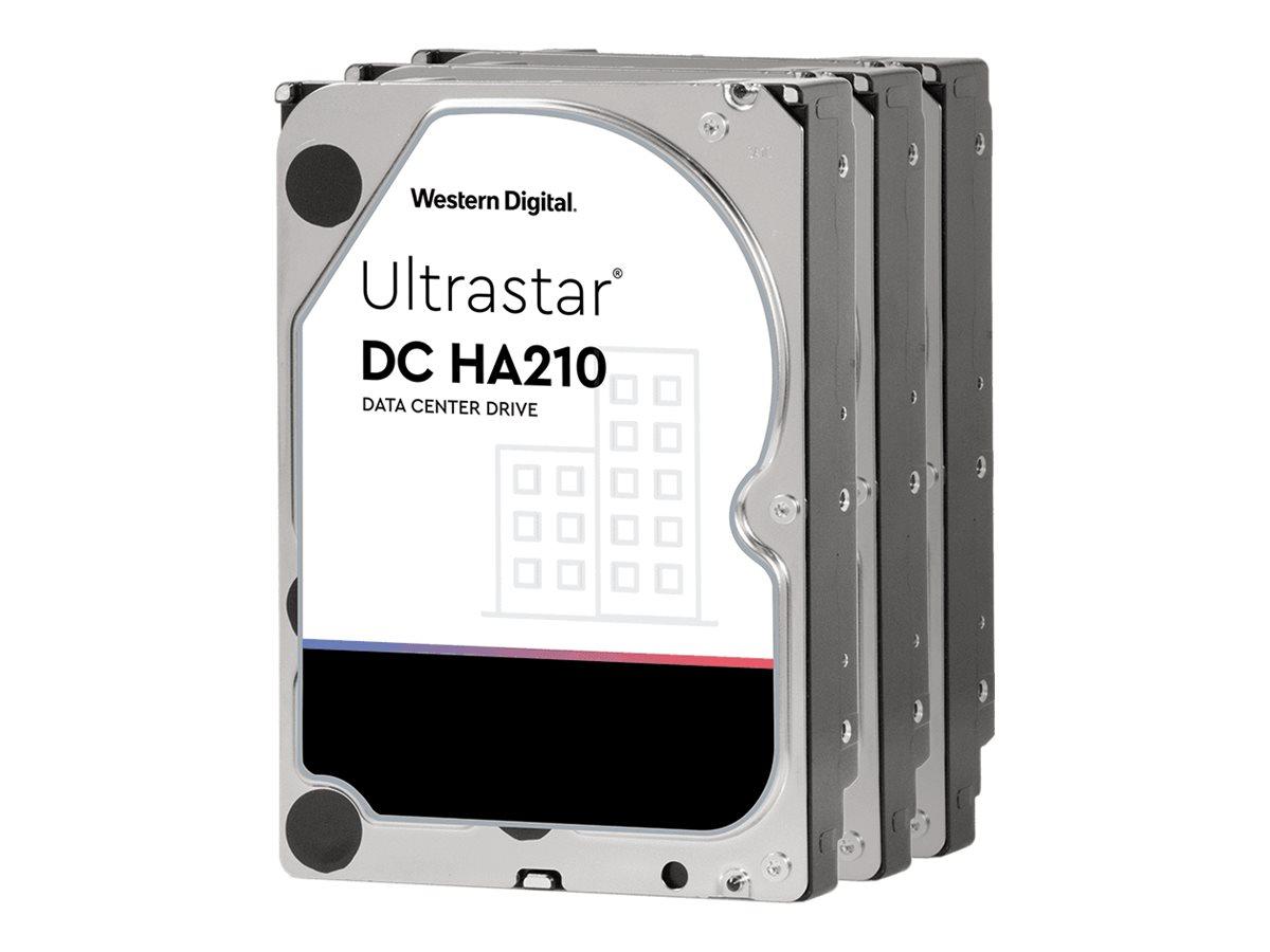 [Wiederaufbereitet] WD Ultrastar DC HA210 HUS722T1TALA604 - Festplatte - 1 TB - intern - 3.5