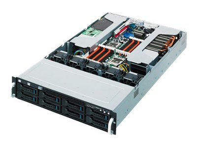ASUS ESC4000 - Server - Rack-Montage - 2U - zweiweg - RAM 0 MB