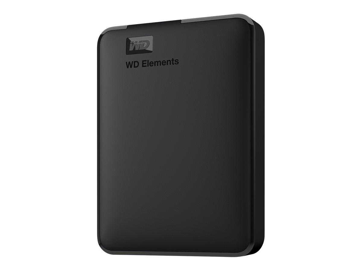 WD Elements Portable WDBU6Y0030BBK - Festplatte - 3 TB - extern (tragbar) - USB 3.0