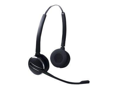 Jabra PRO 9400 Zusatz - Headset - On-Ear - DECT 6.0 - kabellos - aktive Rauschunterdrückung