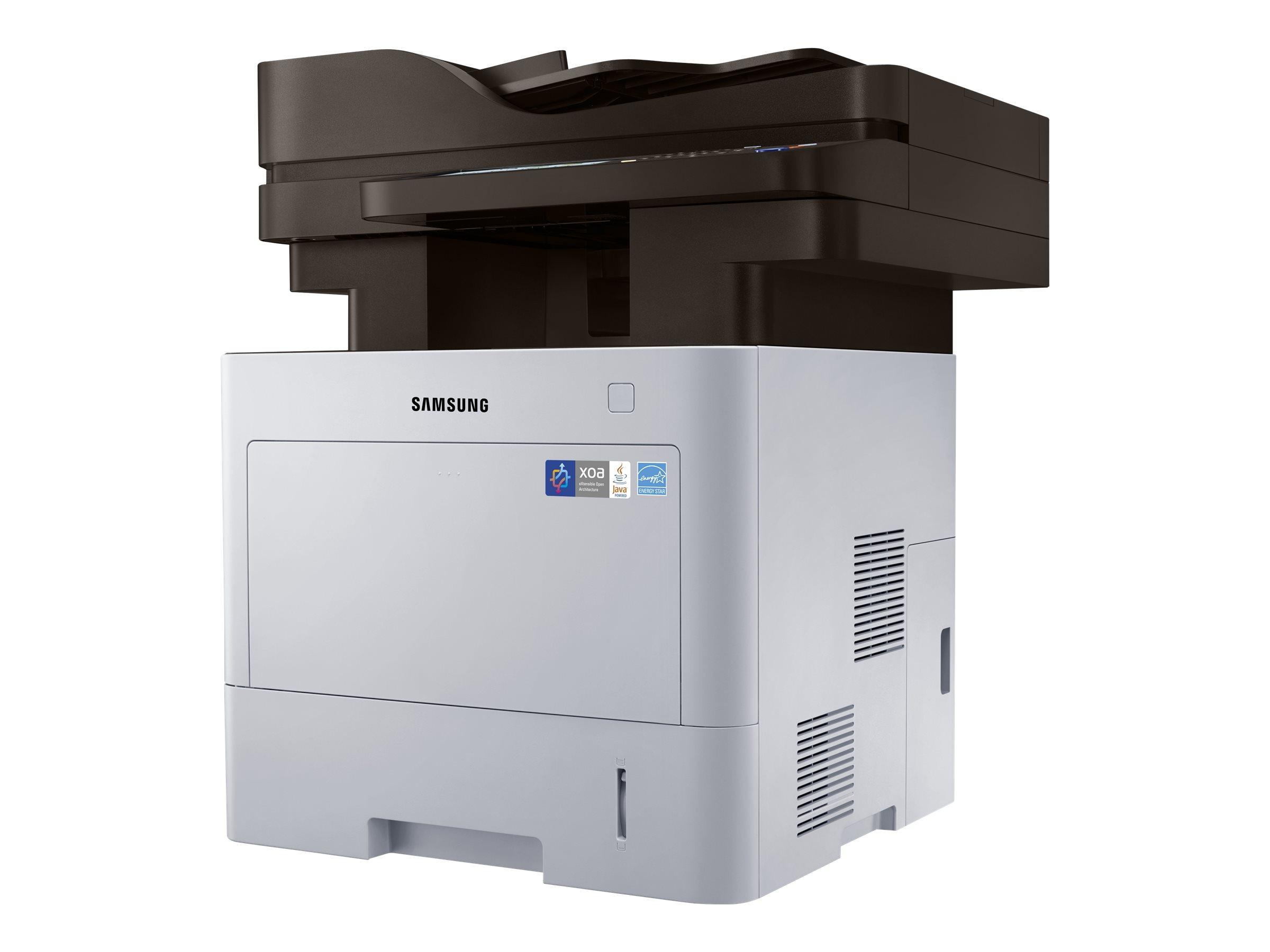 Samsung ProXpress SL-M4080FX - Multifunktionsdrucker - s/w - Laser - Legal (216 x 356 mm) (Original) - A4/Legal (Medien)
