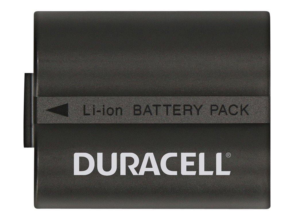 Duracell - Batterie - Li-Ion - 0.7 Ah - Schwarz - für Panasonic Lumix DMC-FZ18, FZ28, FZ50, FZ8EB-K, FZ8EB-S, FZ8EG-K, FZ8EG-S,