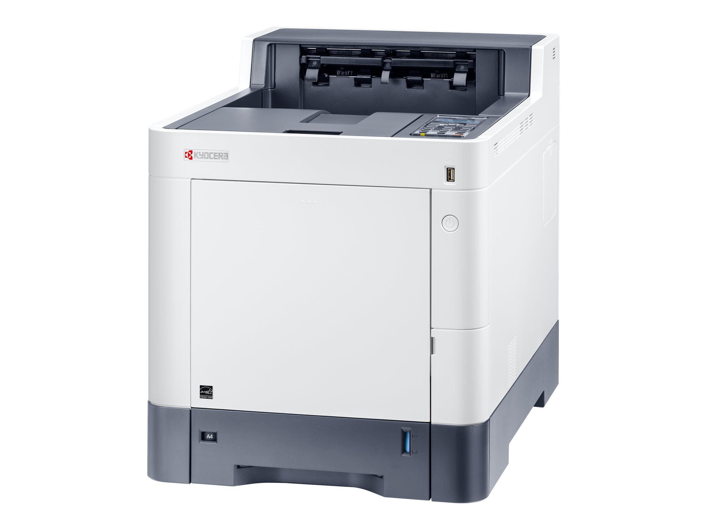 Kyocera ECOSYS P6235cdn - Drucker - Farbe - Duplex - Laser - A4/Legal