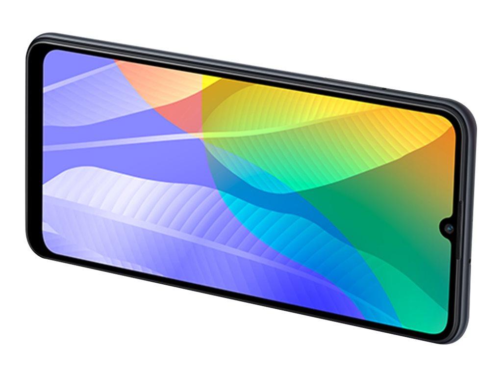 Huawei Y6p - Smartphone - Dual-SIM - 4G LTE - 64 GB - microSD slot