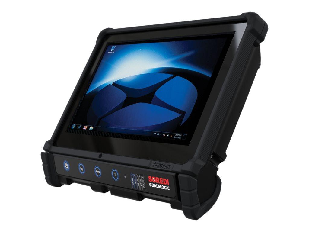Datalogic TaskBook - Computer für den Einbau in Fahrzeuge - keine Tastatur - Atom E3826 / 1.46 GHz - Win 10 IOT Enterprise - 4 G