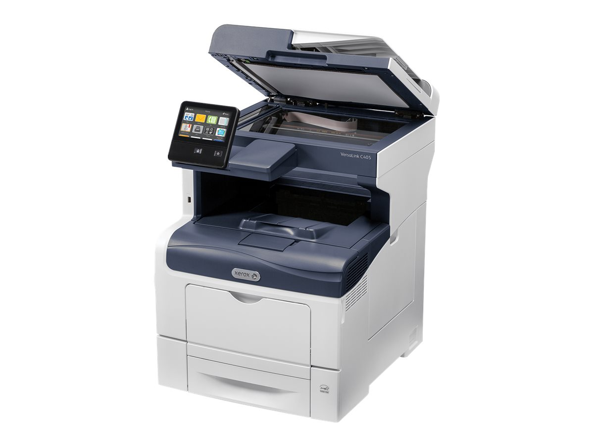 Xerox VersaLink C405N - Multifunktionsdrucker - Farbe - Laser - Legal (216 x 356 mm) (Original) - A4/Legal (Medien)