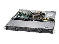 Supermicro SuperServer 5018R-M - Server - Rack-Montage - 1U - 1-Weg - keine CPU