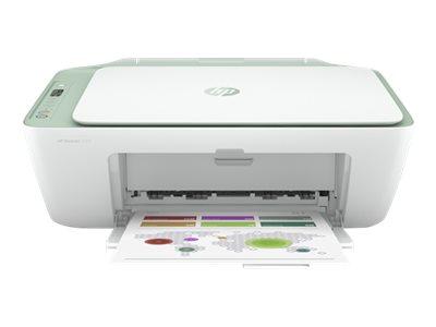 HP Deskjet 2722 All-in-One - Multifunktionsdrucker - Farbe - Tintenstrahl - 216 x 297 mm (Original) - A4/Legal (Medien)