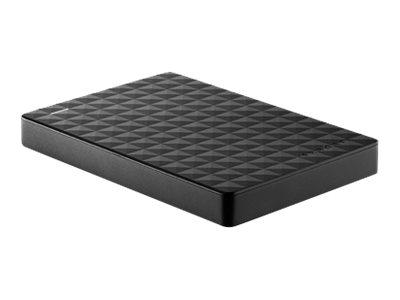 Seagate Expansion STEA5000402 - Festplatte - 5 TB - extern (tragbar) - USB 3.0 - Schwarz