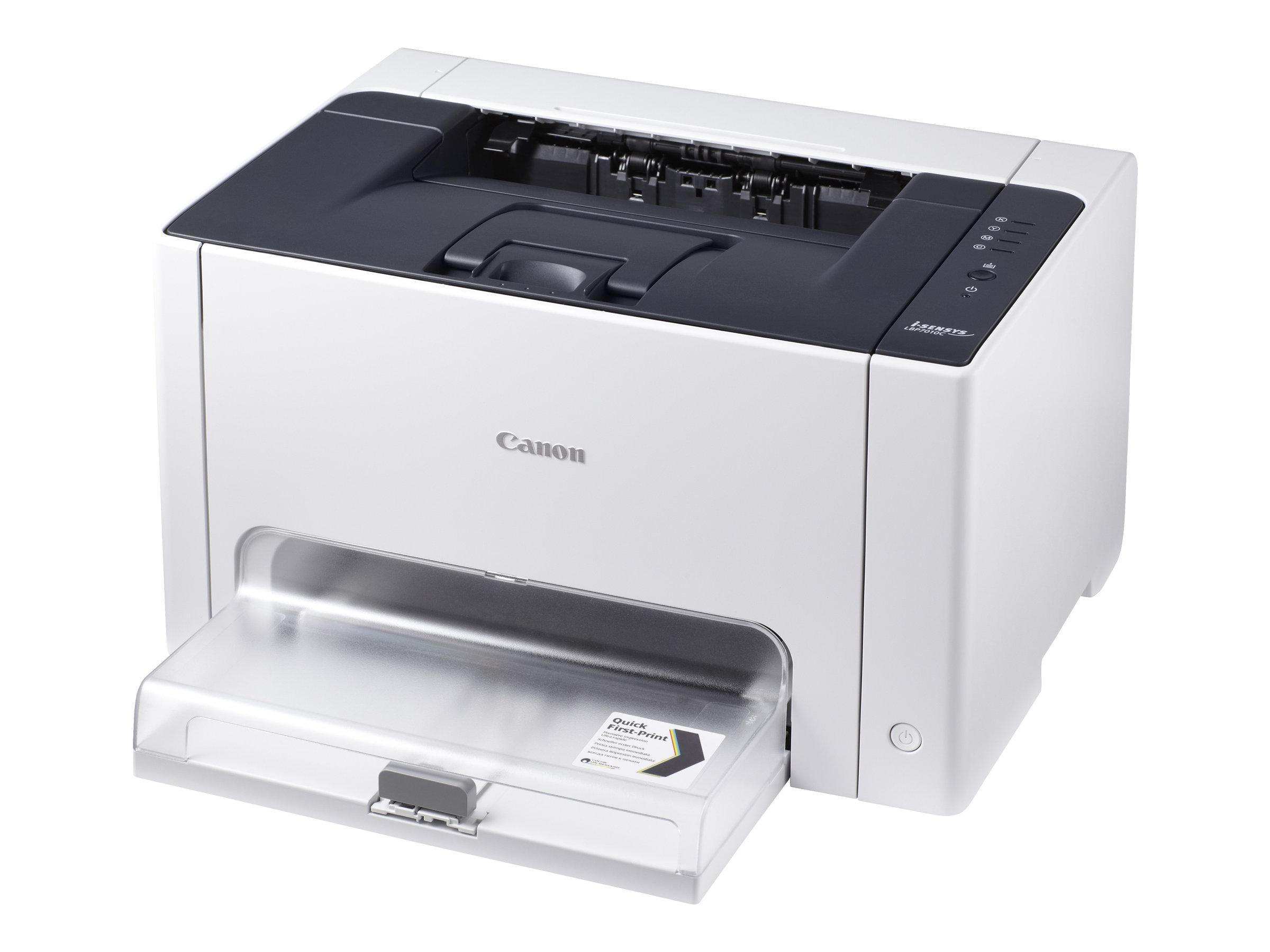 Canon i-SENSYS LBP7010C - Drucker - Farbe - Laser - A4/Legal - bis zu 16 Seiten/Min. (einfarbig)/ bis zu 4 Seiten/Min. (Farbe)