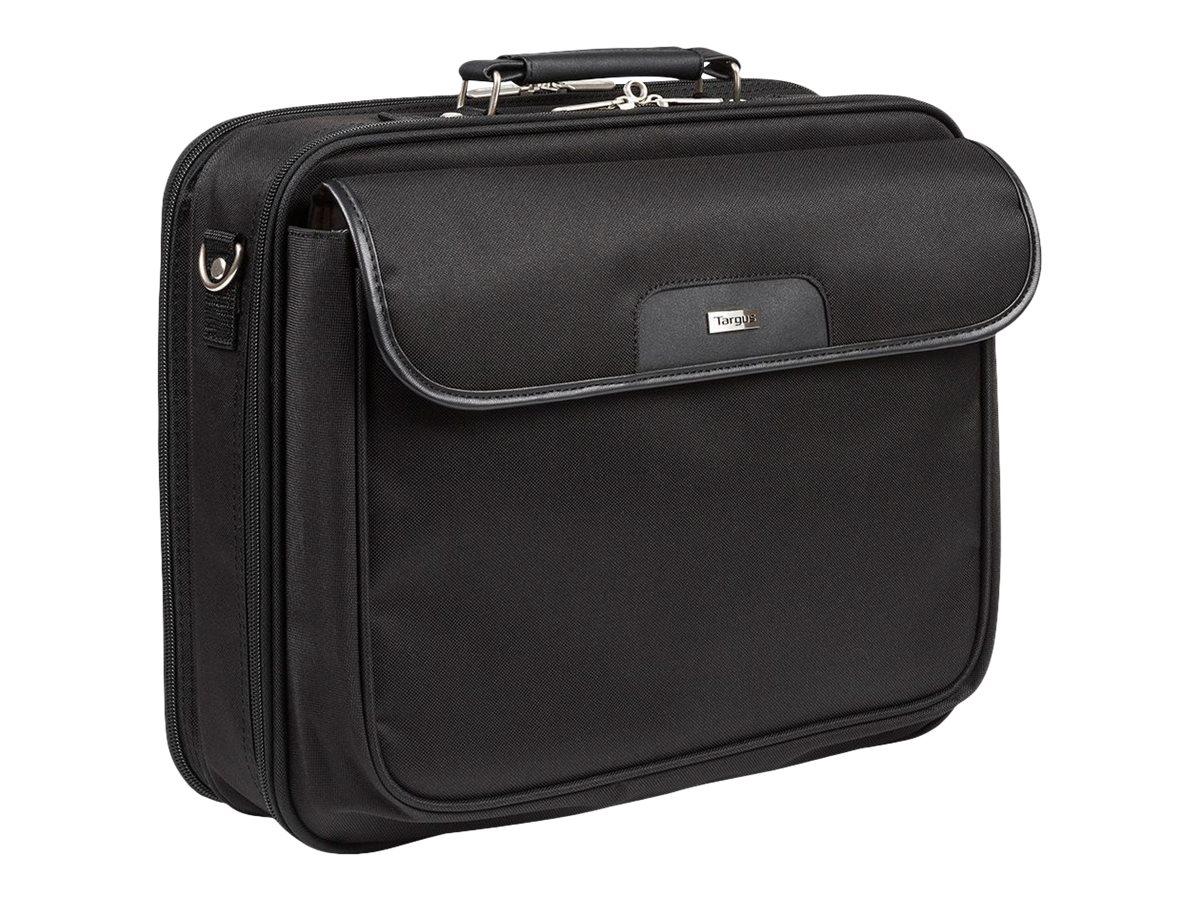 Targus Notepac Plus Clamshell - Notebook-Tasche - 39.6 cm (15.6