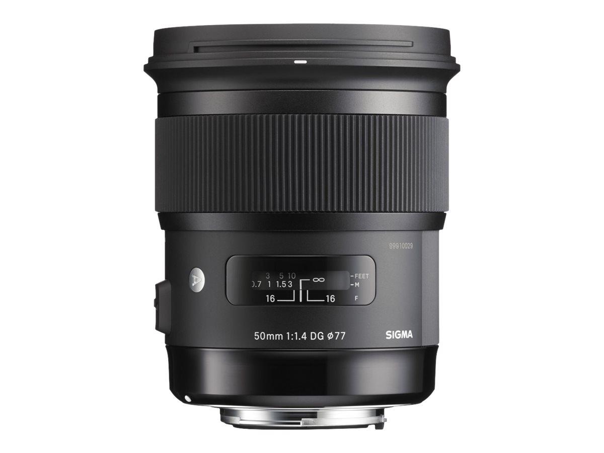 Sigma Art - Objektiv 50 mm - f/1.4 DG HSM - Sony E-mount