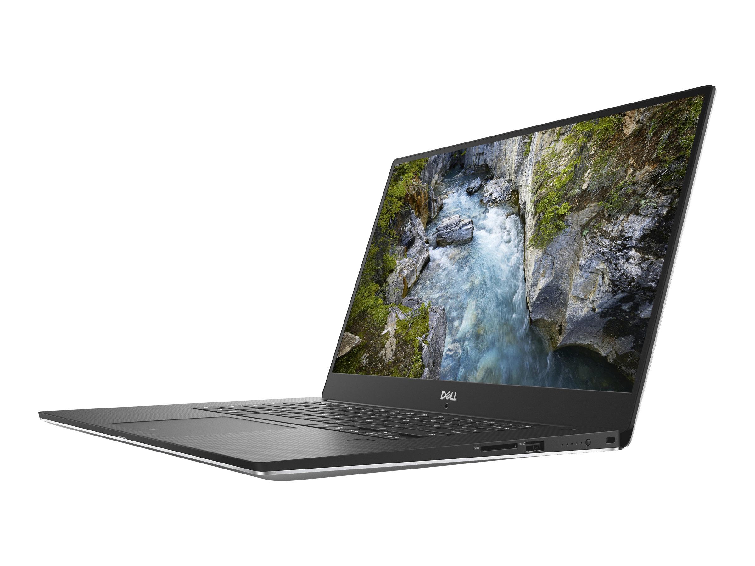 Dell Precision Mobile Workstation 5530 - Core i9 8950HK / 2.9 GHz - Win 10 Pro 64-Bit - 32 GB RAM - 1 TB SSD - 39.652 cm (15.6
