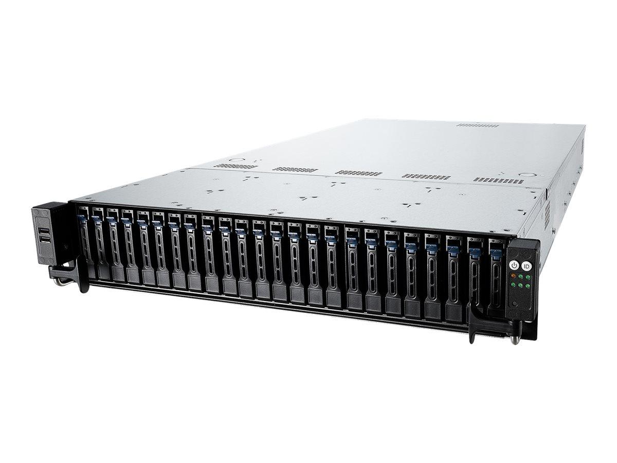 ASUS RS720-E9-RS24-E - Server - Rack-Montage - 2U - zweiweg - keine CPU