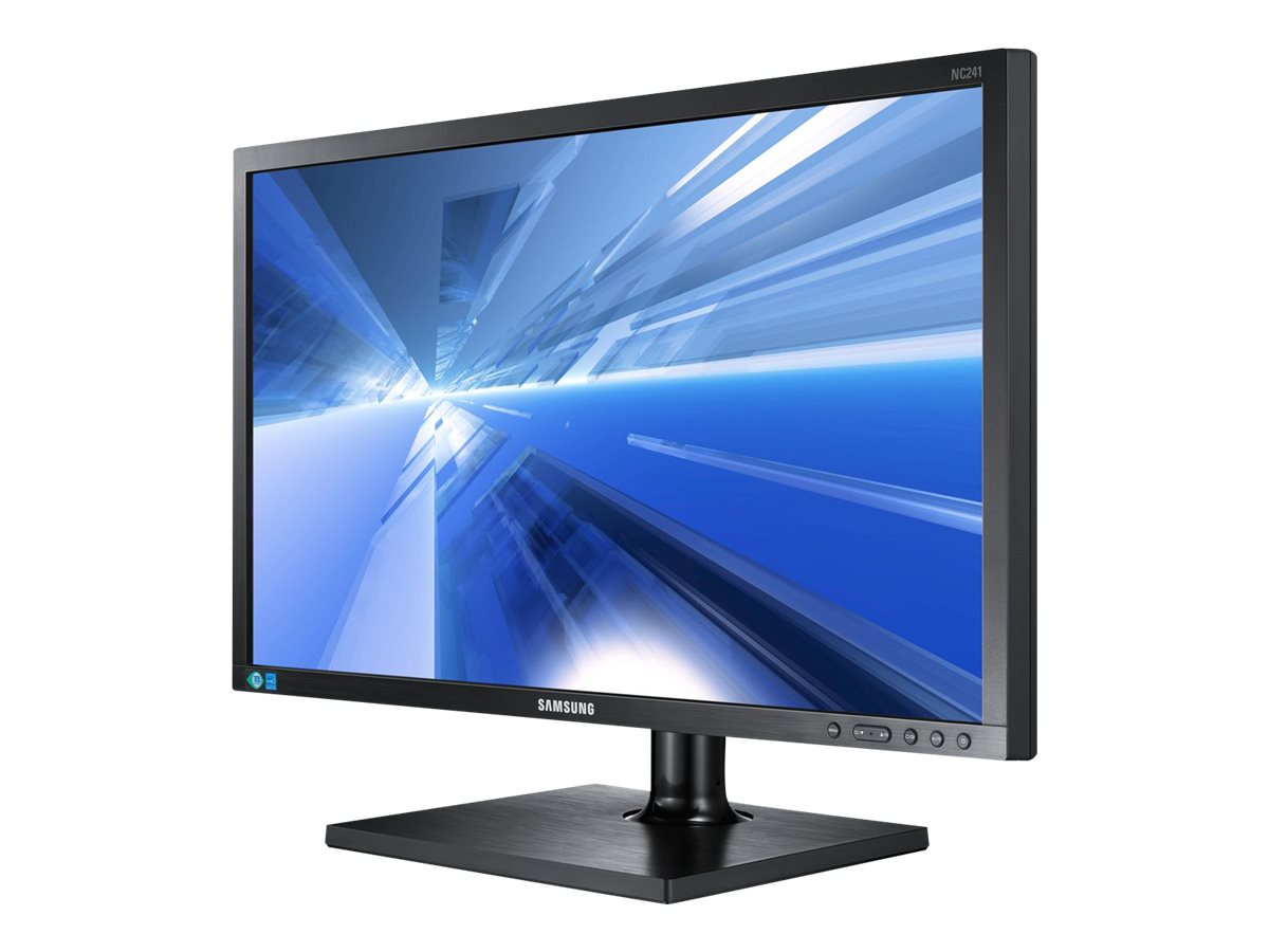 Samsung NC Series Zero Client Display NC241 - Zero Client - All-in-One (Komplettlösung) - 1 x Tera2321 - RAM 512 MB - Monitor: L