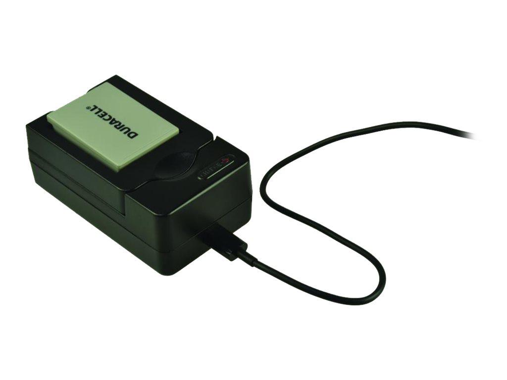 Duracell - USB-Batterieladegerät - für Canon NB-2L