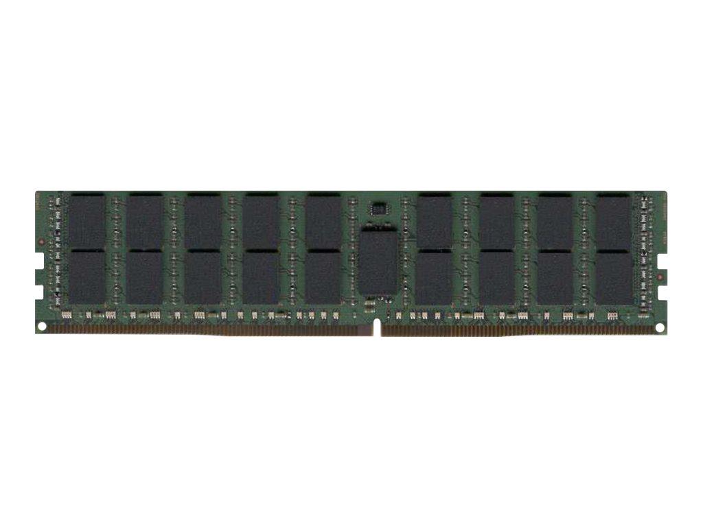 Dataram - DDR4 - 256 GB: 8 32 GB - DIMM 288-PIN - 2400 MHz / PC4-19200 - CL17