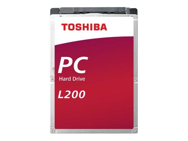 Toshiba L200 - Festplatte - 2 TB - intern - 2.5