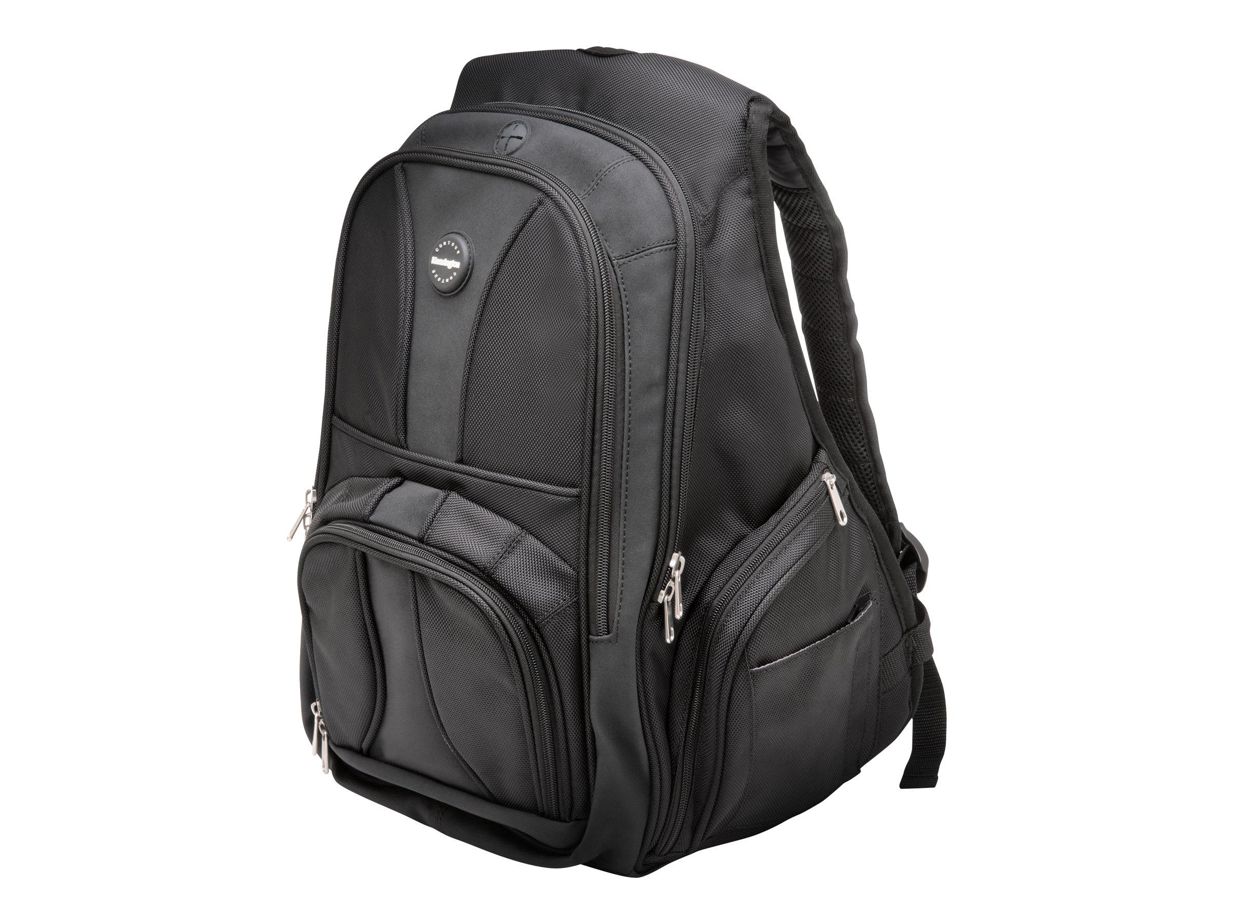 Kensington Contour Backpack - Notebook-Rucksack - 40.6 cm (16